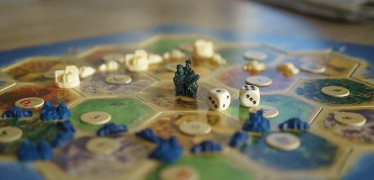Offline gaming: De bedste brætspil