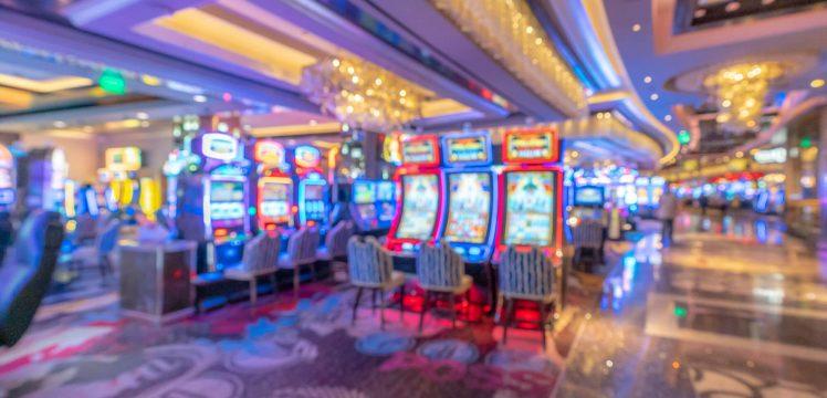 Tag til Egypten med disse to fede spillemaskiner