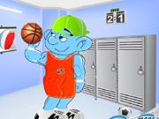 Sportssmølf påklædningsspil