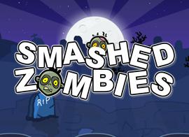 Zombierne bliver smadret