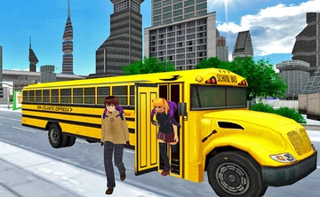 Bytur i bus