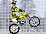 Motor cross spil