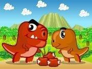 Dinosaur kødjagt