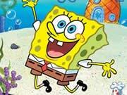 Spongebob puslespil