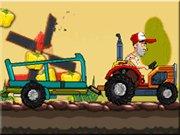 Traktortræk spil