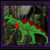 Dinosaur farvning